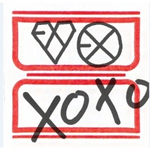 exo-first-album-vol-1-xoxo-kiss-ver-cd-yearbook-package-poster-socks