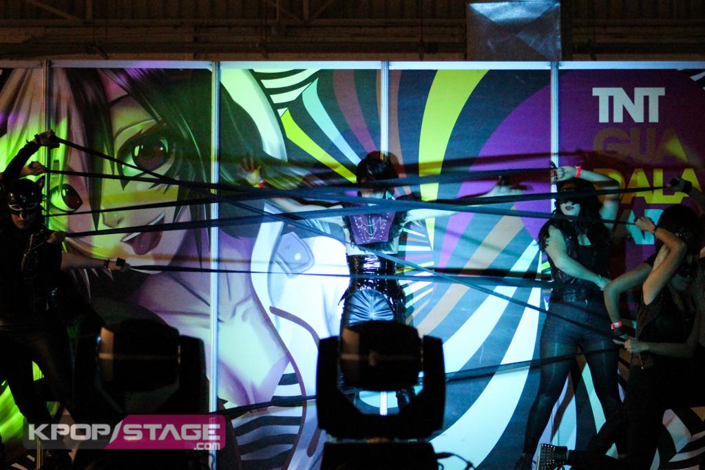 TNT Guadalajara : Concurso de baile
