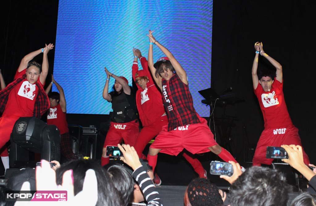 Final DanceCover Concomics 2014 : Galería