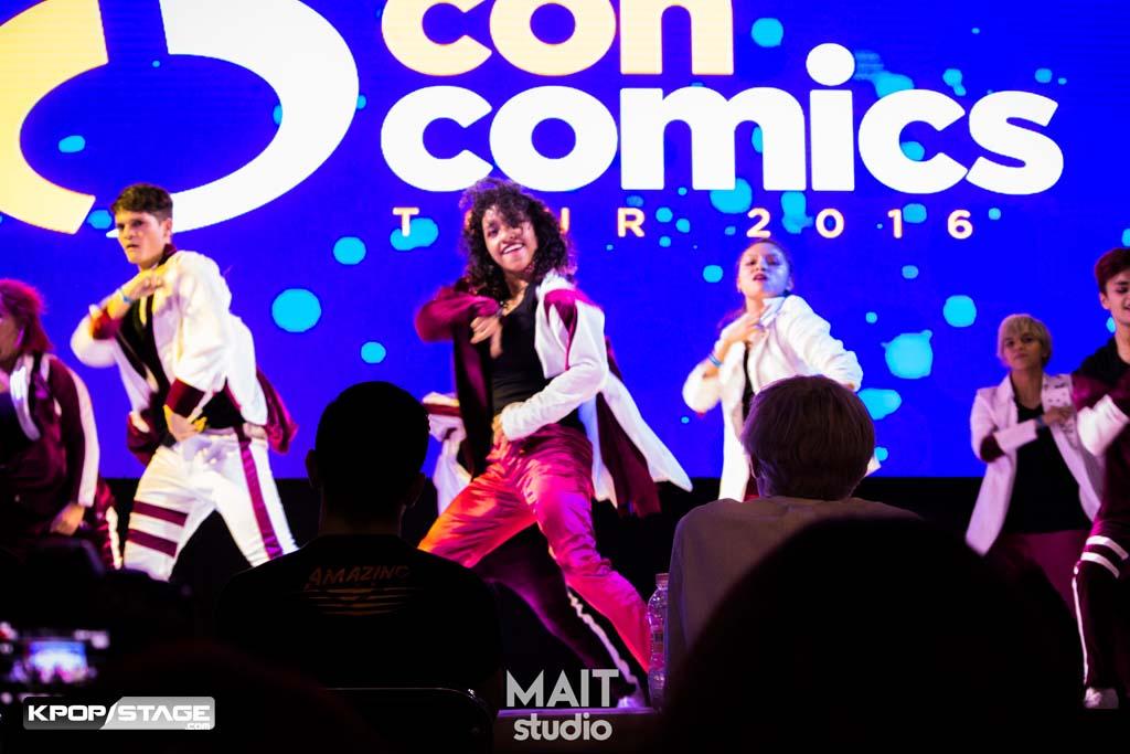 Concomics GDL – Diciembre : Galería